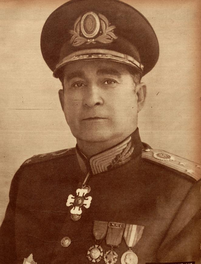Brasiliano Americano Freire coordenou as tropas fluminenses. Acervo BN.