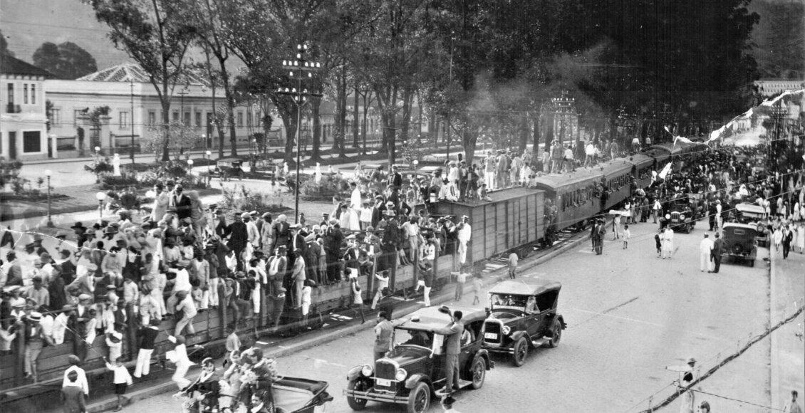 Legalistas e revolucionários: combatentes fluminenses na Revolução de 1930