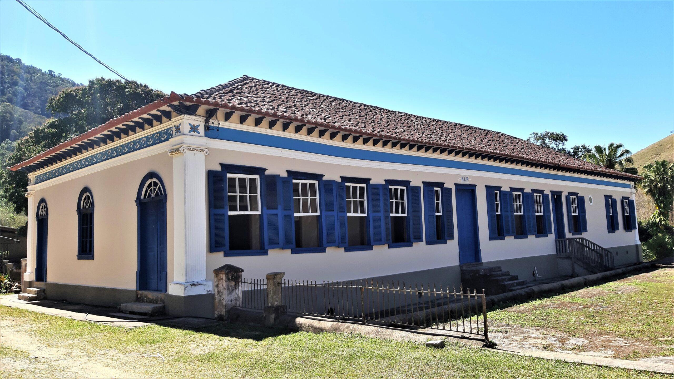 O turismo rural é incentivado pela prefeitura de Duas Barras. Acervo pessoal
