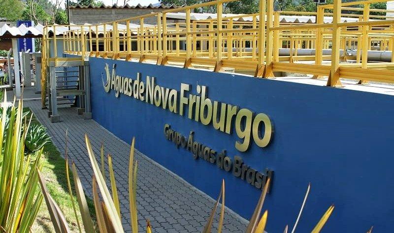 Concessionária Águas de Nova Friburgo: bairros de Friburgo terão sistema de abastecimento periódico devido a estiagem
