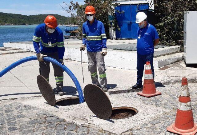 Águas do Rio, que atuará em cidades do interior, abre 5 mil vagas de emprego