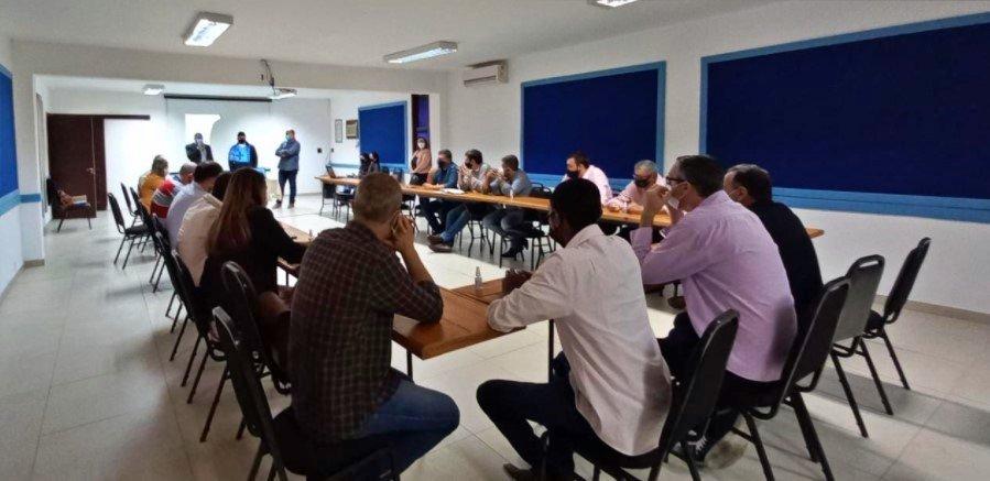 Municípios se reúnem no encontro do Consórcio Intermunicipal de Saúde da Região Serrana