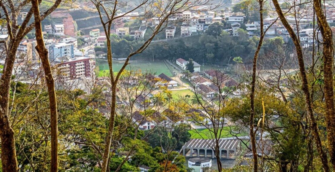 Município de Cordeiro - RJ (Cidade Exposição)