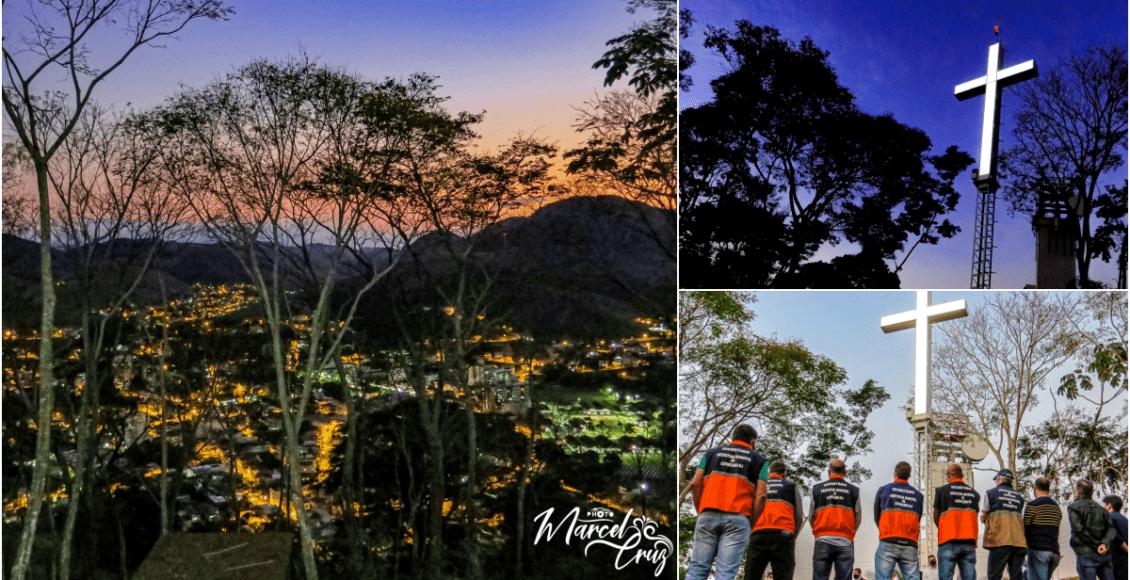 Novo ponto de visitação turística: Cordeiro revitaliza e inaugura Cruzeiro da Paz