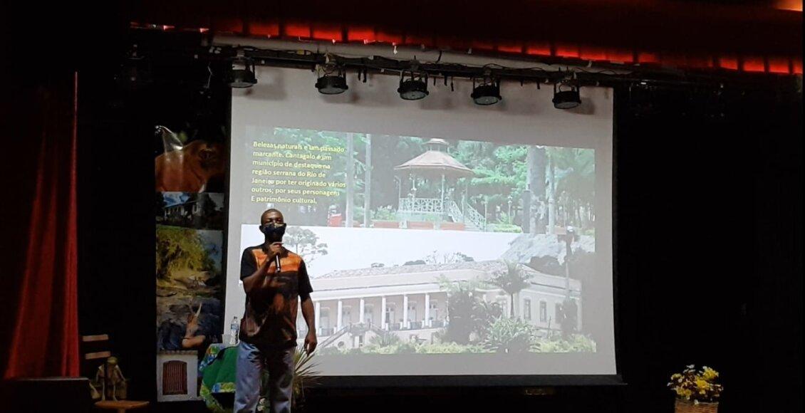 Gilson Andrade representa Cantagalo na Preservação de Patrimônio em Rio Bonito