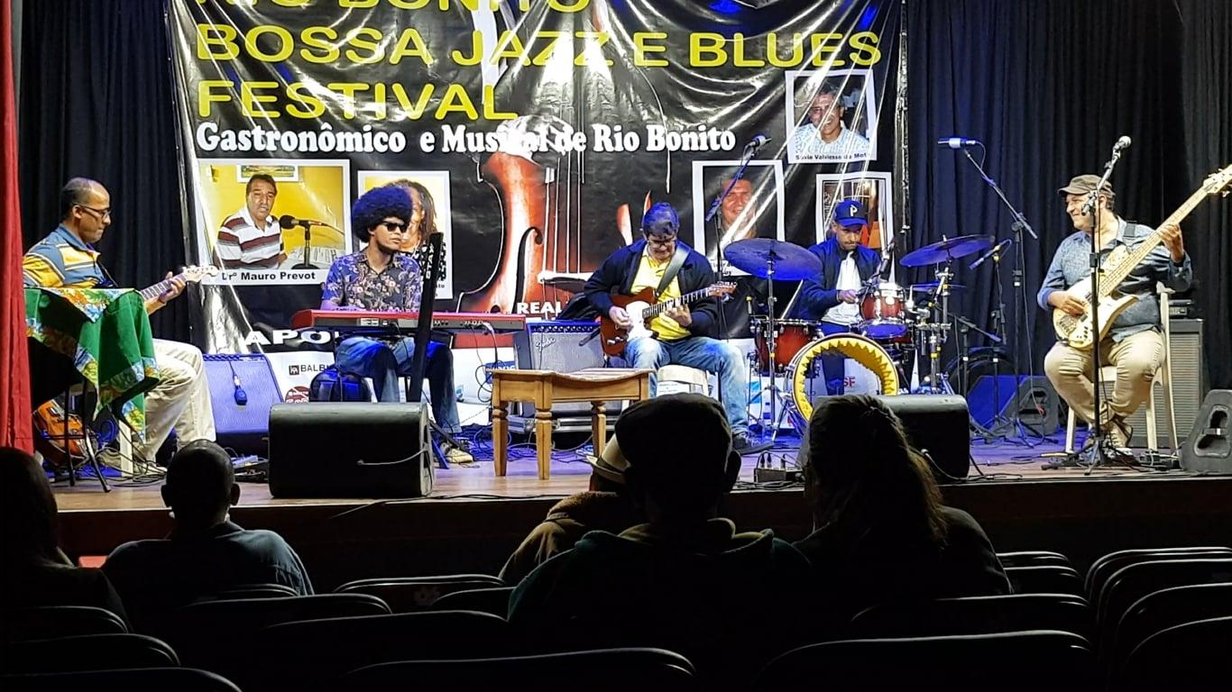 Festival Gastronômico Bossa Jazz e Blues do Encontro de Preservação do Patrimônio Cultural do Leste Fluminense