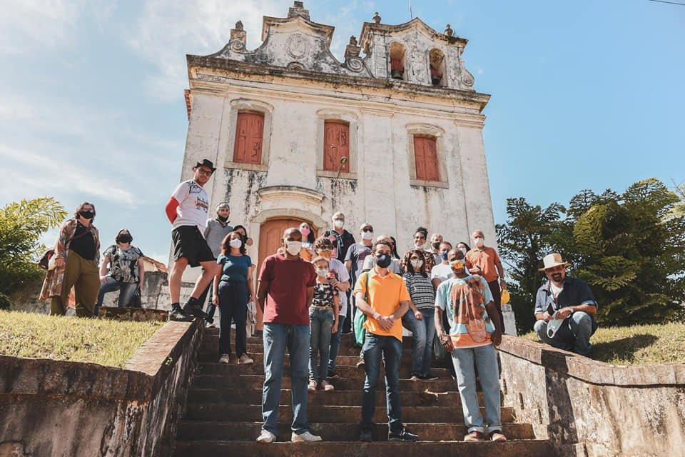 Houve também um city tour no Centro Histórico e fazendas históricas de Rio Bonito