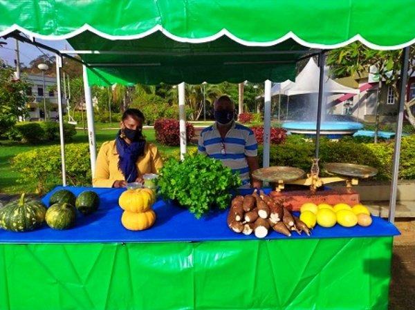 Feira da Agricultura Familiar em Itaocara