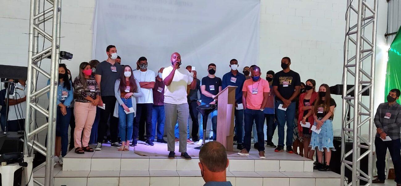 1º Encontro de Pastores e Líderes da Região Serrana do Rio de Janeiro
