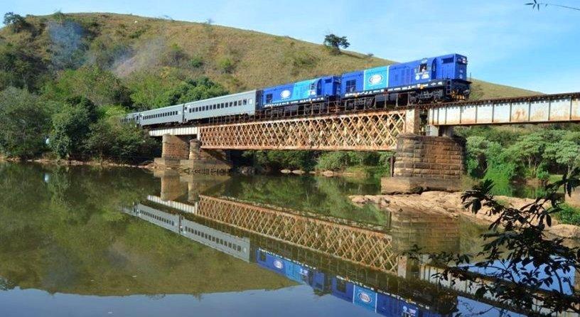 Reforma de ferrovia é aprovada e Trem Rio-Minas deve começar a funcionar em meses
