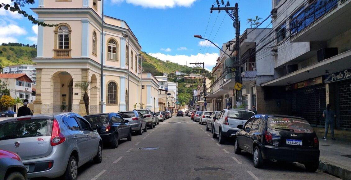 Centro de Cantagalo