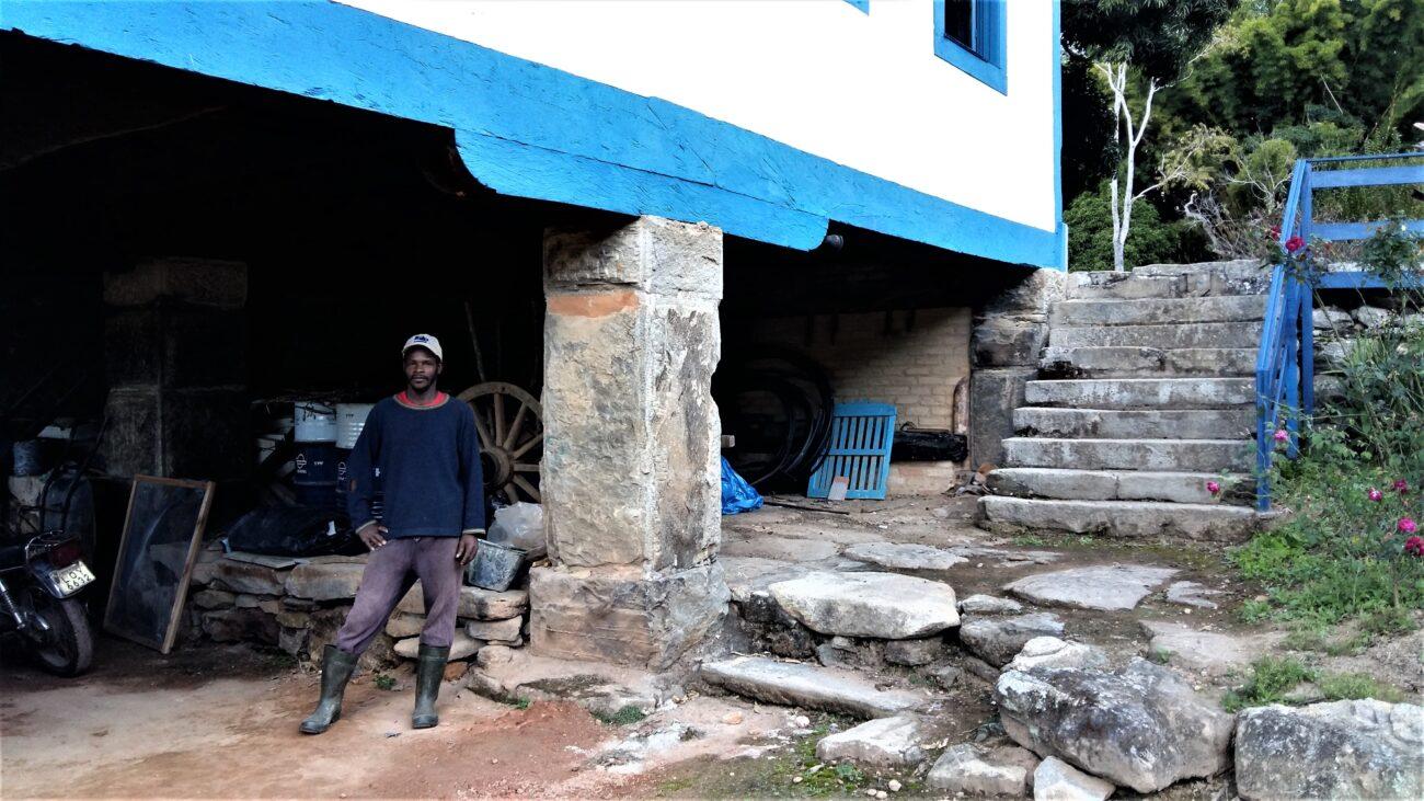 Fazenda São Lourenço na freguesia do Paquequer. Acervo pessoal