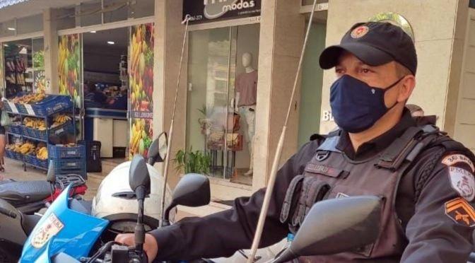 Policial de folga salva vida de jovem que sofreu descarga elétrica em Cambuci