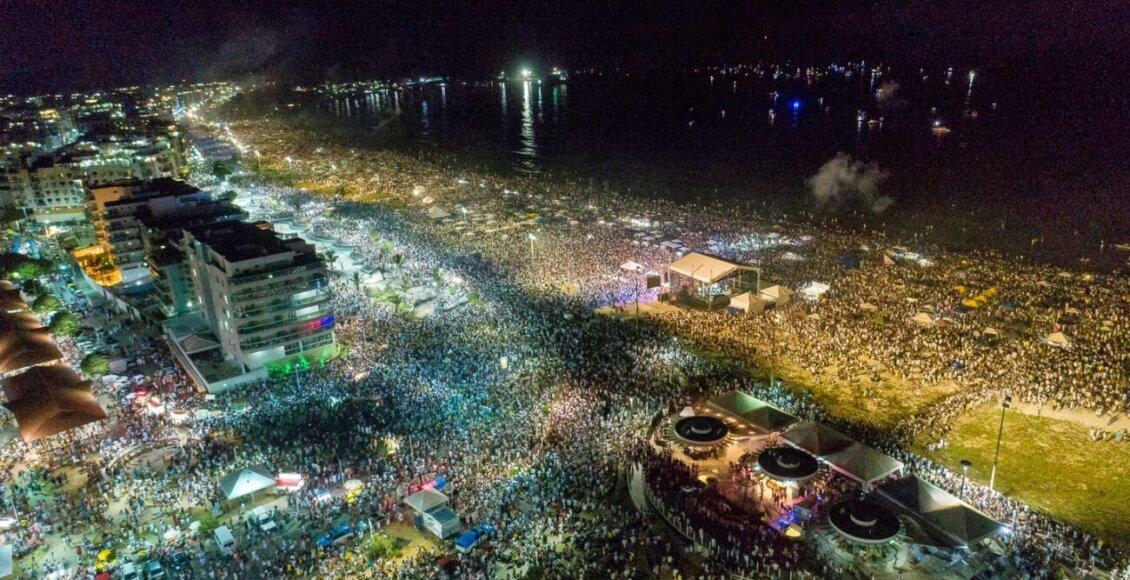 Estabelecimentos comerciais também vão ter permissão para realizar festas particulares (Foto: Divulgação/Prefeitura de Cabo Frio)