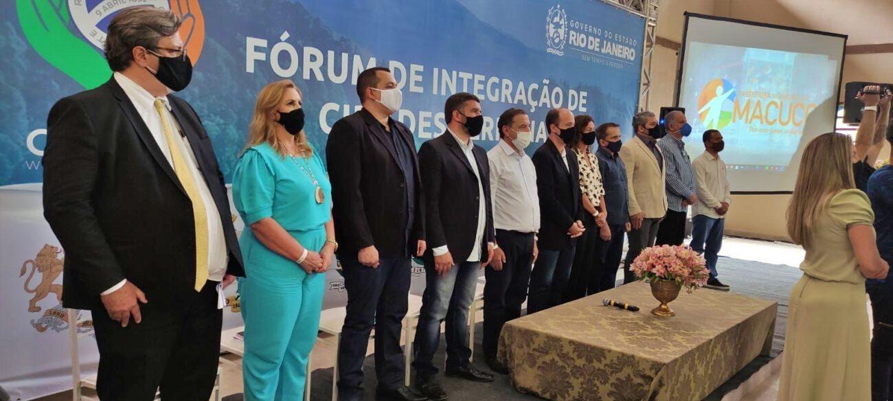 Fórum de Integração de Cidades Serranas reúne autoridades em Macuco