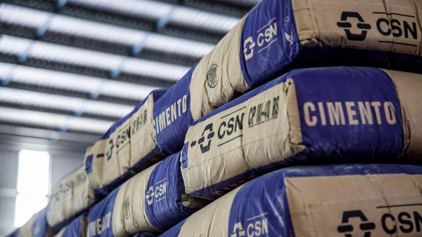 CSN fecha acordo para compra da unidade brasileira da LafargeHolcim