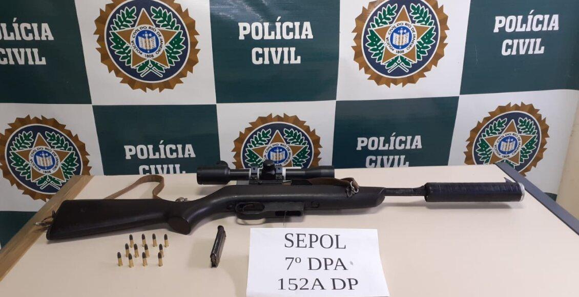 Polícia prende acusado de estupros em série contra criança de 7 anos em Duas Barras