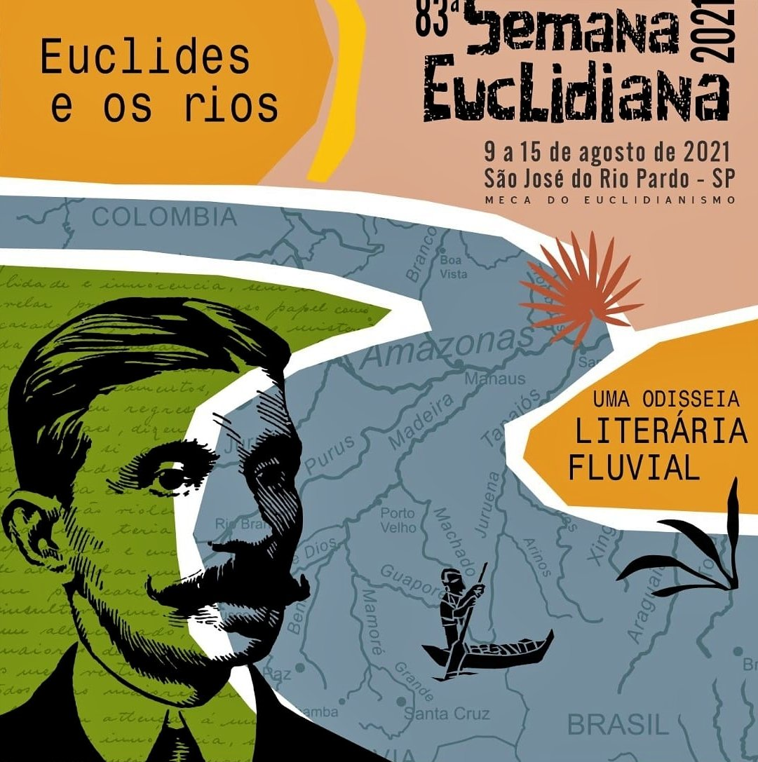 Evento realizado em São José do Rio Pardo em homenagem ao escritor Euclides da Cunha