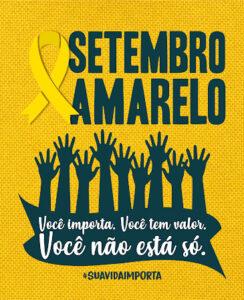 Prevenção ao Suicídio: Nova Friburgo lança programação de Setembro Amarelo