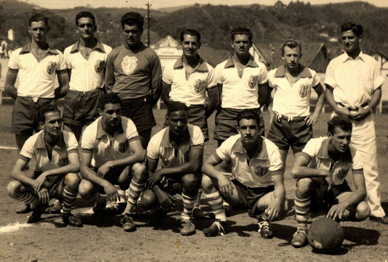 Futebol Clube Conselheiro Paulino. Acervo Gustavo Knust