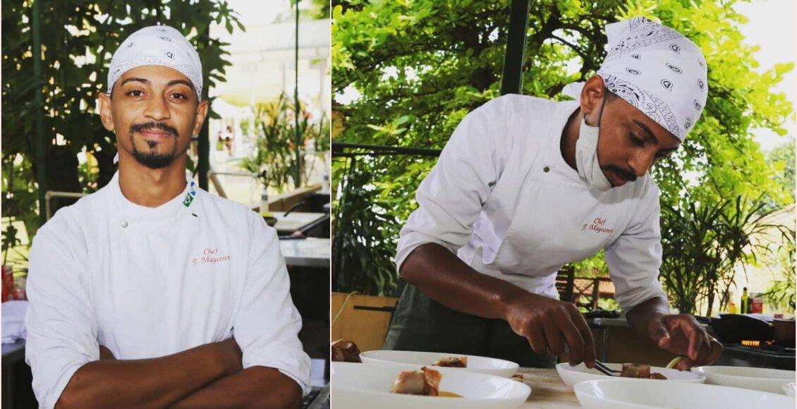 Natural de Cordeiro, chef de cozinha está entre os 25 melhores do Estado