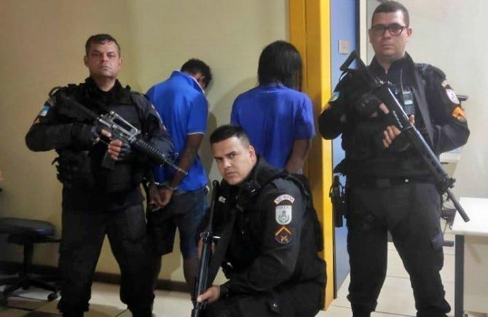 Dupla é presa após morte de taxista degolado na BR-101, em Quissamã